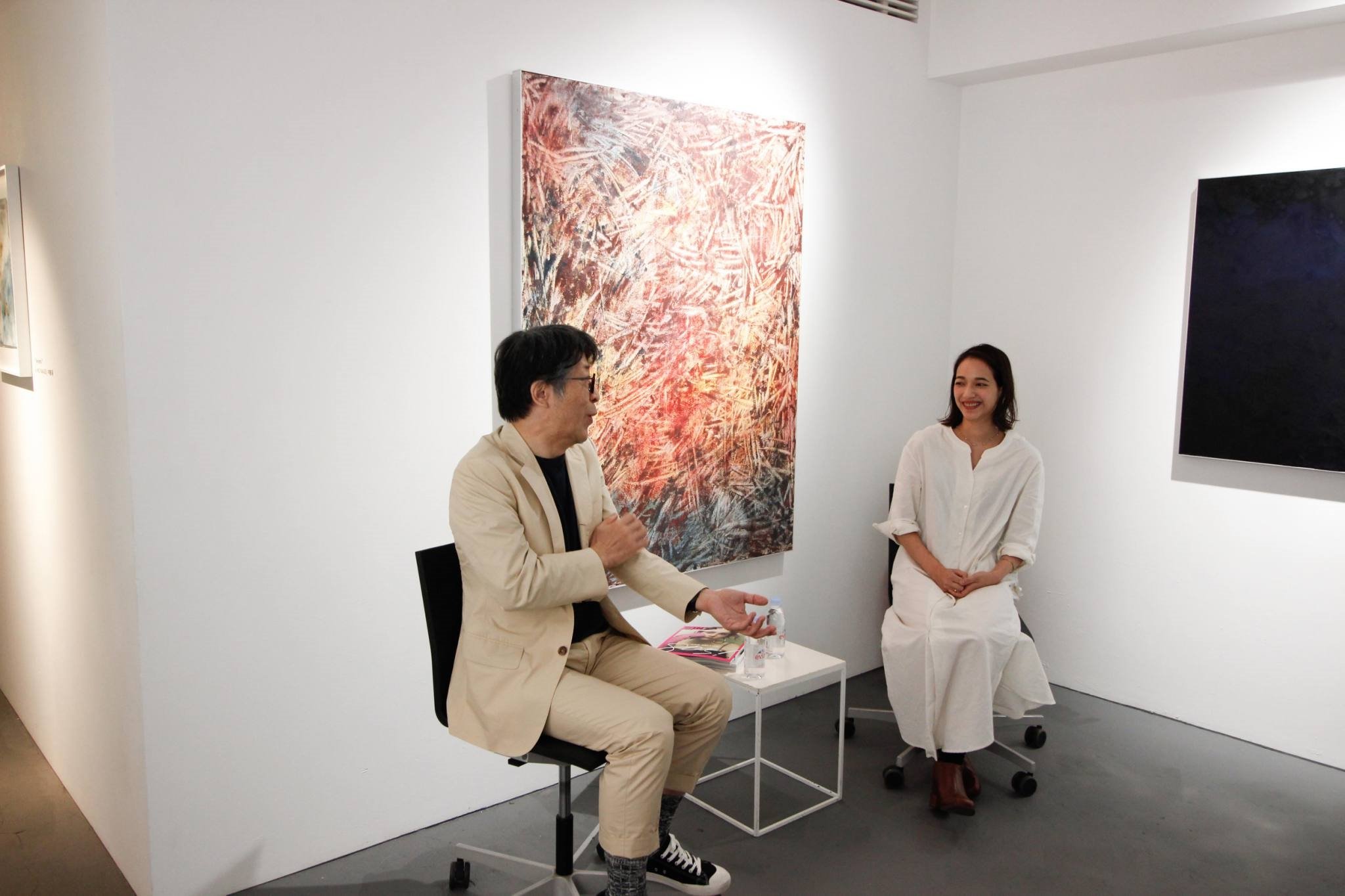 『Beyond』EXHIBITION & TALK SHOW  by MOE NAKASE