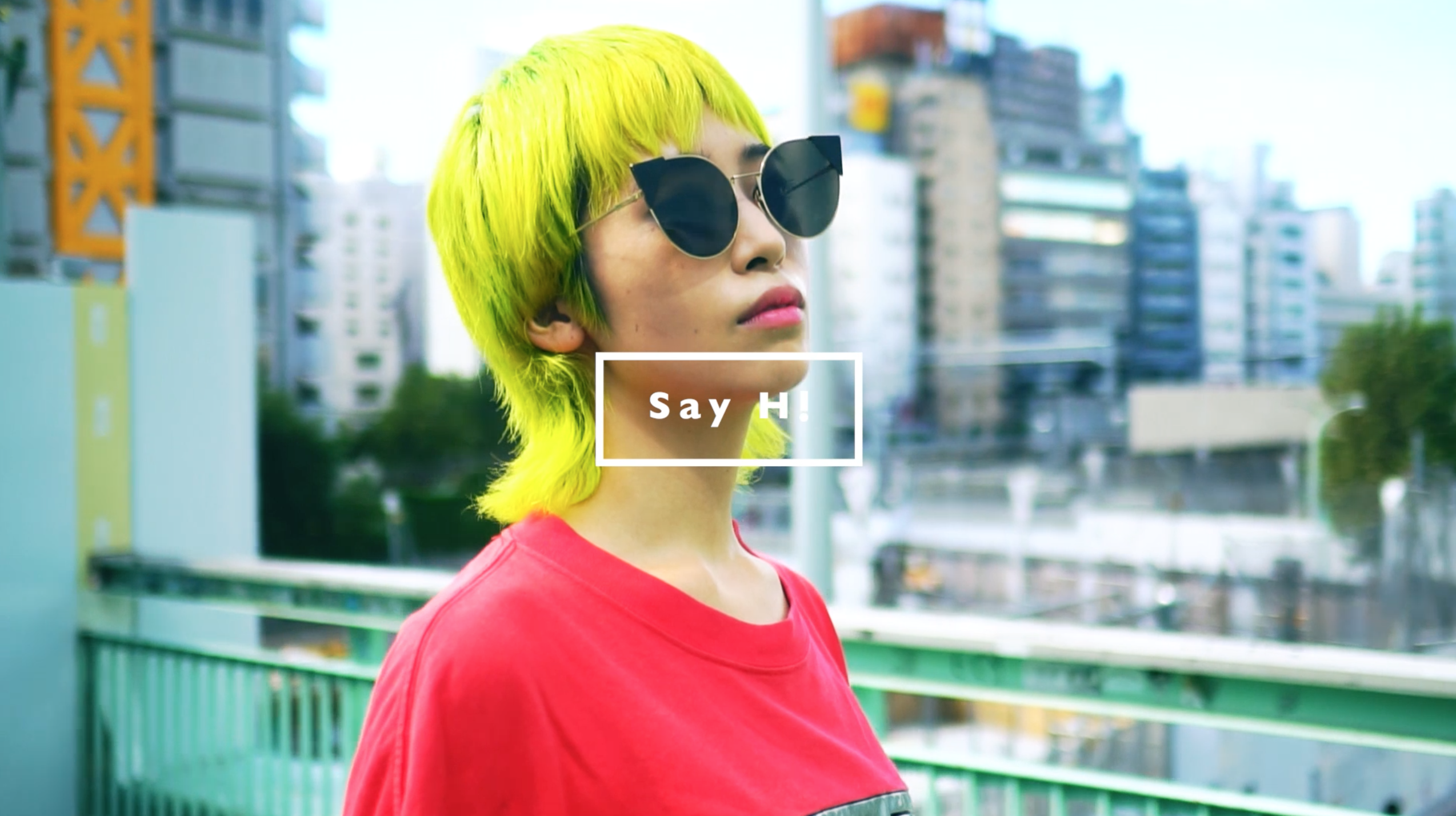 Say H! by citrusplus -NOV-