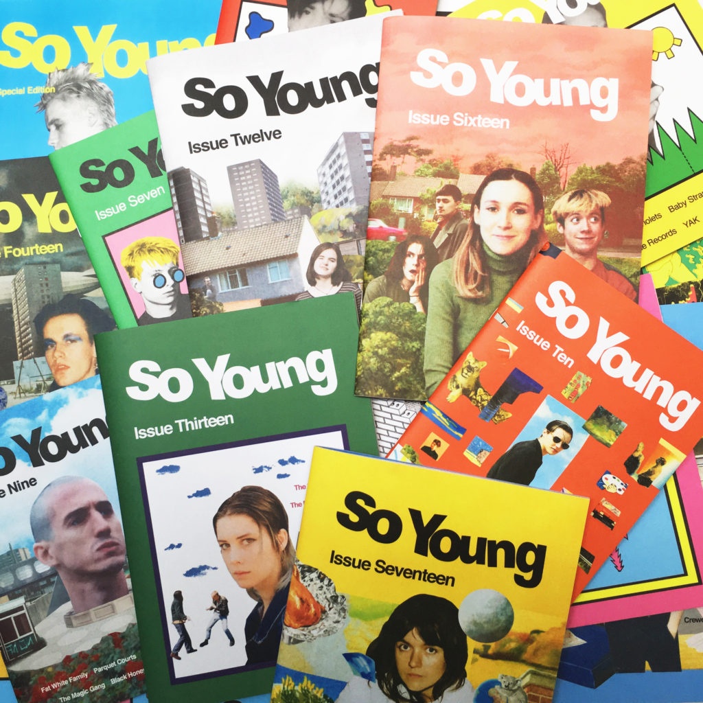 Interview with Sam & Josh from So Young Magazine