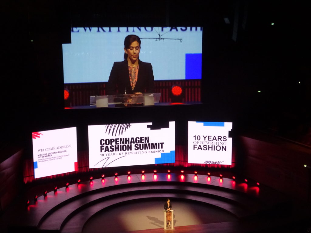 Report of Copenhagen Fashion Summit 2019